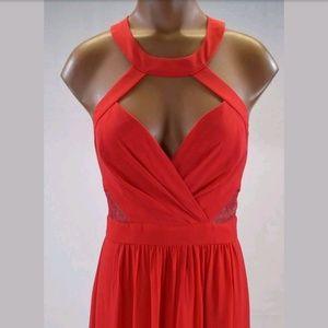 BCBGeneration red dress size 2